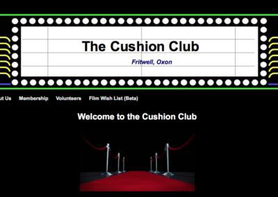 The Cushion Club